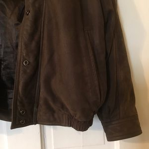 Wilsons Leather Jackets & Coats - Wilson's Adventure Bound Leather Bomber
